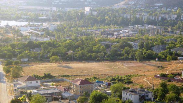 Стадион Рубин Инкерман