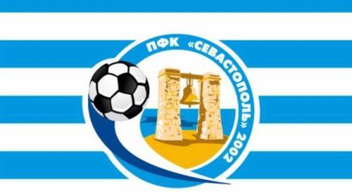 Флаг ПФК Севастополь