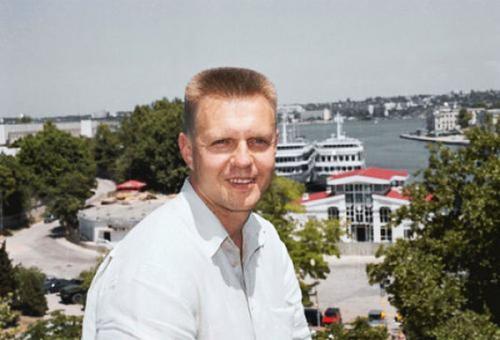 Президент ПФК и ФК Севастополь Александр Львович Красильников.