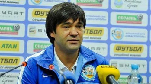 И.О. главного тренера Сергей Коновалов. Ноябрь 2013 - январь 2014 г.
