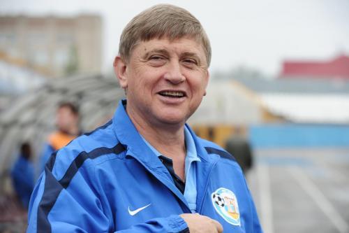 Начальник команды Николай Таран