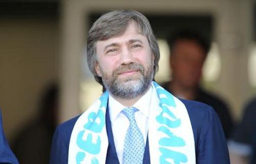 Почетный президент Клуба Вадим Новинский