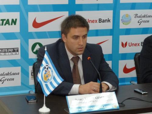 Генеральный директор Тетруашвили Давид Малхазович