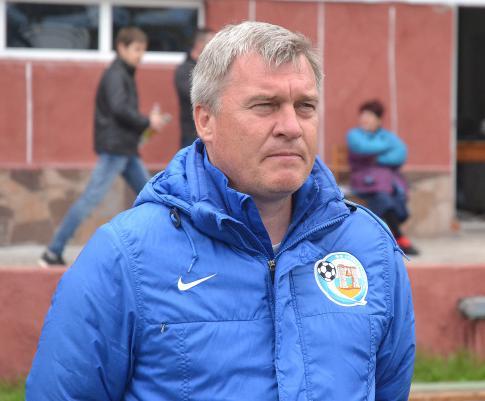 Главный тренер Лещинский Олег Станиславович. 2010 г.