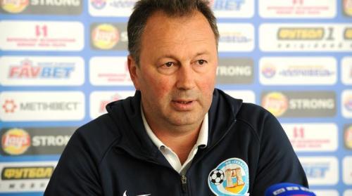 Главный тренер Червенков Ангел. весна 2011 г.