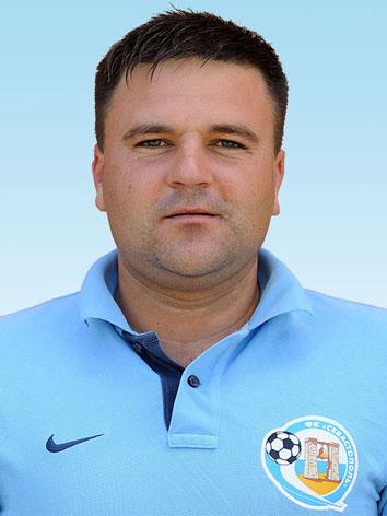 Начальник команды Мацына Андрей Михайлович