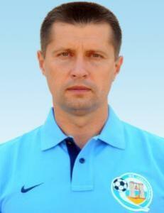 Тренер вратарей Павел Двойцын