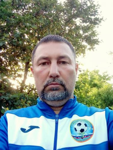 Тренер вратарей Николай Богданенко