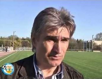 Старший тренер Валерий Чалый.