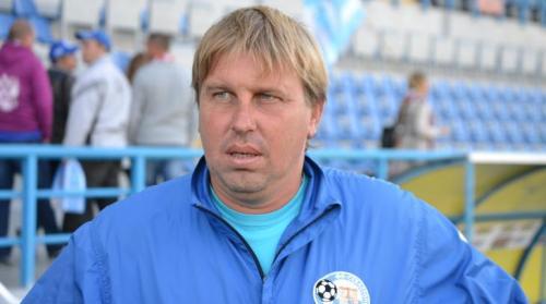 Старший тренер Анатолий Скворцов