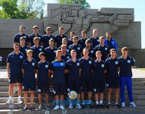 U-19 в 2011 г.