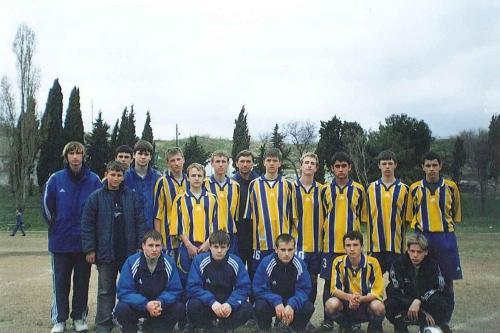 Белобаба А. А. Команда 1988 г.р.