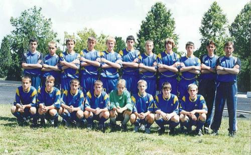 Белобаба А. Команда 1988 г.р.