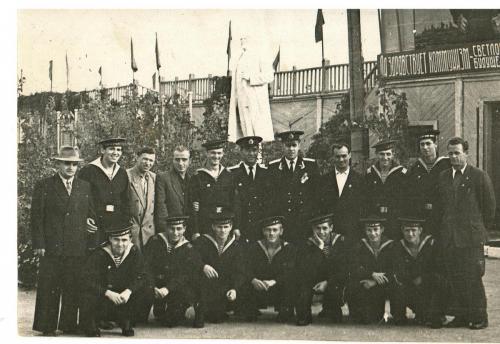 СКЧФ 1957 г.