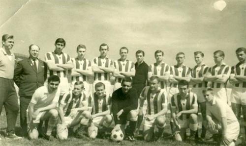 Флотская команда 1966 г.