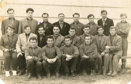 СКЧФ в штатском  1958 г.