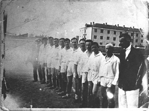 Старый Футбольный Севастополь.