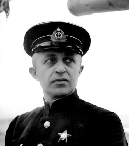 Михаил Матушенко...