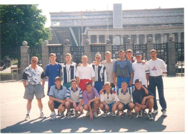 Чемпионат ВС Украины. Киев. 1999 год
