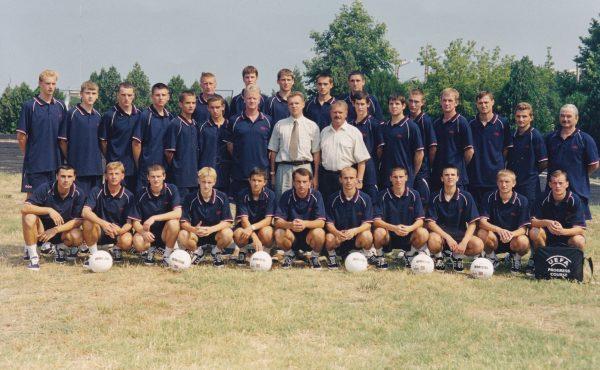 ПФК Севастополь лето 2002 г.