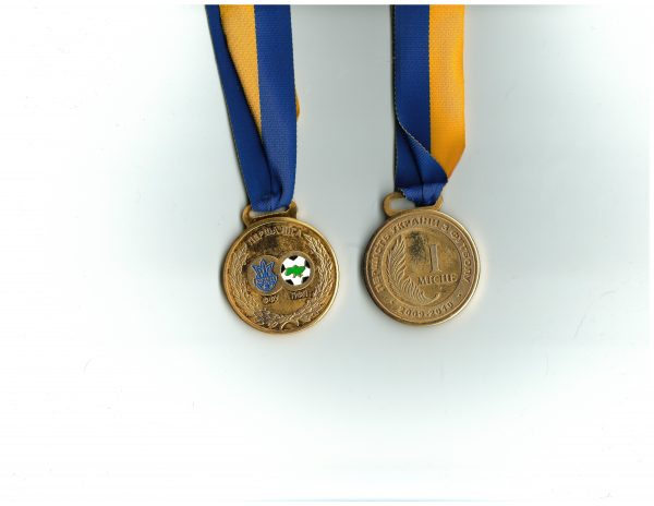 Медаль за выход в Премьер-лигу